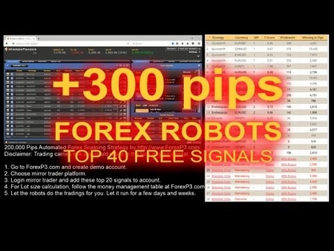 Russian forex trading system