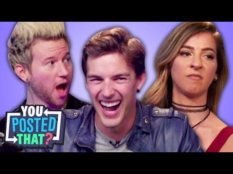 Download Youtube: MatPat, Gabbie Hanna, and Ricky Dillon | You Posted That?