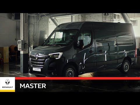 New Renault MASTER (EN)