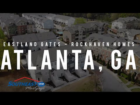 Eastland Gates Rockhaven Homes Youtube