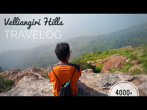 The Perpetual Paths #1 – My travelogue | Velliangiri hills, Coimbatore