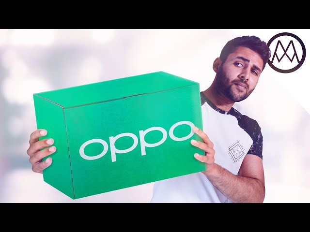Mystery Unboxing from OPPO