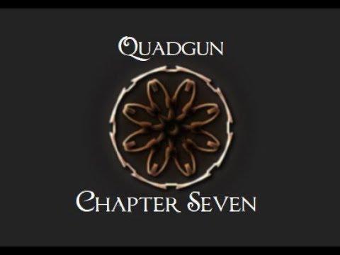 Quadgun: Chapter 7 - Progressive Audiobook Epic Steampunk