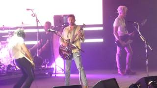 Kings of Leon - Eyes on You - live in Zurich @ Hallenstadion 30.05.2017