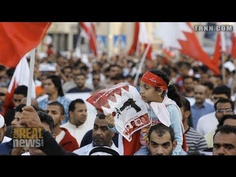 U.S. Defends Bahrain Dictatorship