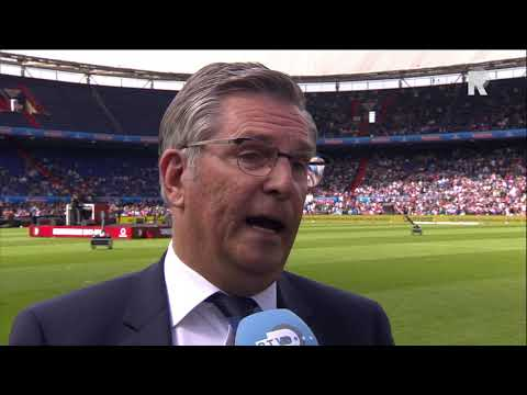 Martin van Geel over bekerwinst en Giovanni van Bronckhorst: 'Hij...