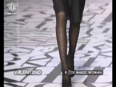 Archive TENDANCE fall 2004 Black magic woman