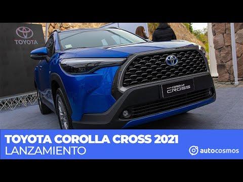 Toyota Corolla Cross 2021 - el único SUV híbrido bajo 20 millones en Chile (Lanzamiento)