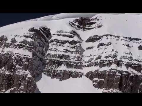 Big Cliff Skiing Film - Nomad to Corah