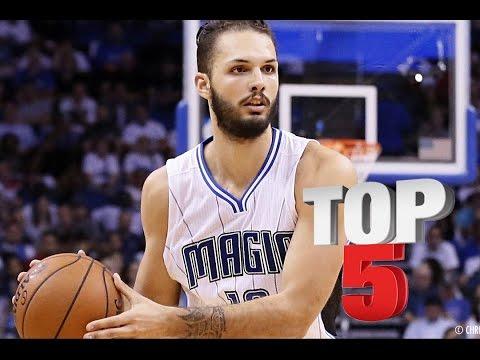 TOP 5 EVAN FOURNIER