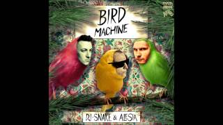 DJ Snake ft. Alesia- Bird Machine EXTREME BASS BOOST 1080P HD