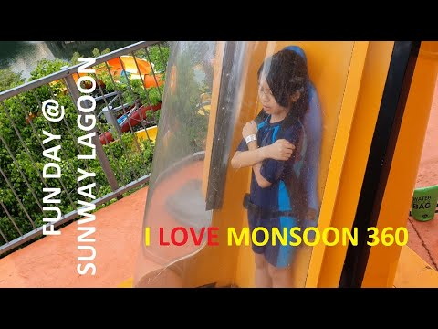 Sunway Lagoon Theme Park & Water Park, Malaysia | Rides & Attractions