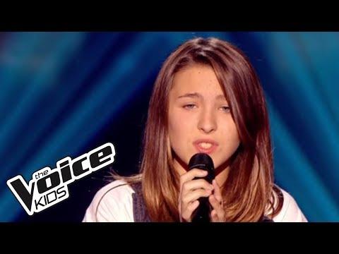 The Voice Kids 2015 | Elisa - Changer (Maitre Gims) | Blind Audition
