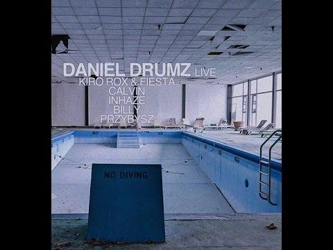 Daniel Drumz live act X Inhaze / Part 3. Bass And Culture event, 29.03.2014 Szczecin