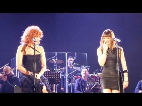 Fiorella Mannoia & Alessandra Amoroso - La sera dei miracoli Live@Auditorium Parco della musica Roma