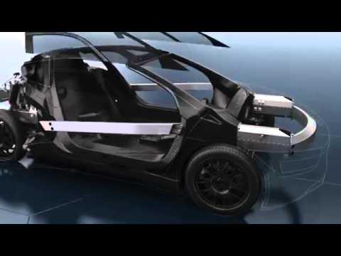 Volkswagen XL1 - O carro ecológico proibido nos EUA