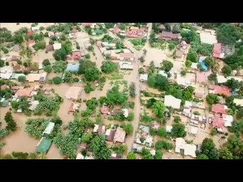 Philippines: More than 130 dead after tropical storm Tembin hits Mindanao