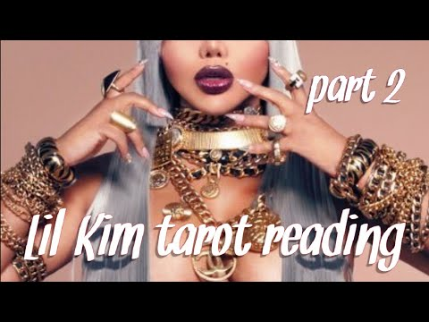 Lil Kim Celebrity Tarot Reading *LEGACY She Wants To Bring Everyone Together*