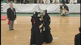 51st All Japan Kendo Championships 2003 (Hightlights)