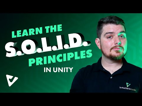 Learn By Example - SOLID Principles in Unity thumbnail