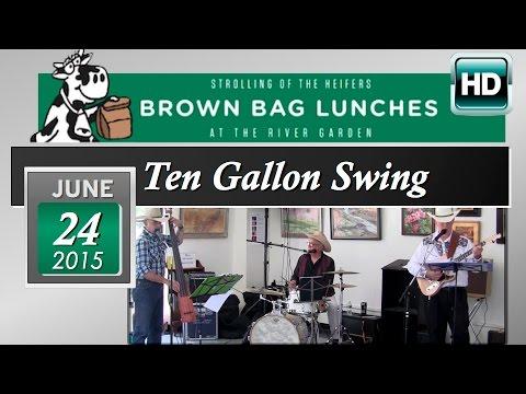 Ten Gallon Swing: Rivergarden Brown Bag Lunch 9/24/15