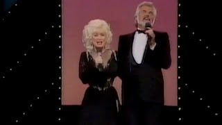 Kenny Rogers - Dolly Parton - Islands In the Stream - 1983
