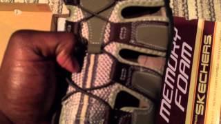 SKETCHERS MEMORY FOAM Sneakers and SPORT WATERPROOF SANDAL REVIEW