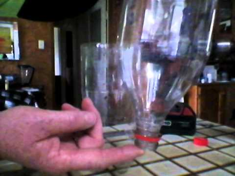 Diy Gravity Fed Water Feeder Youtube