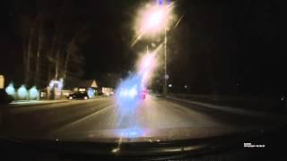 Видеорегистратор Subini X1S (ночь)(, 2014-03-02T06:08:58.000Z)