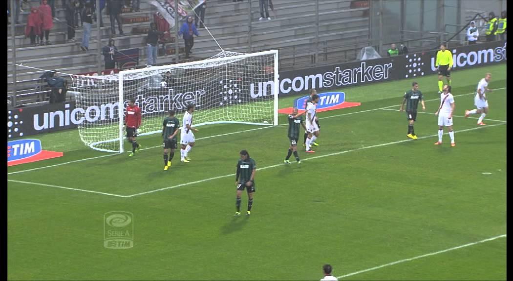 Sassuolo Bologna 2 1 Highlights 2013 14 Youtube