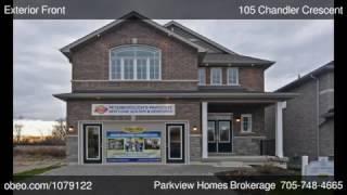 Parkview Homes - The Charlesworth Model Home Tour
