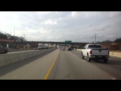 Drive: Times Lapse: Dallas To Fort Worth Texas