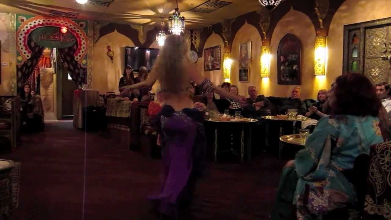 Belly Dancer Nyc Restaurant