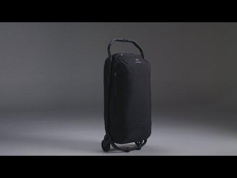 Arc'teryx - V110 Rolling Duffle - Black