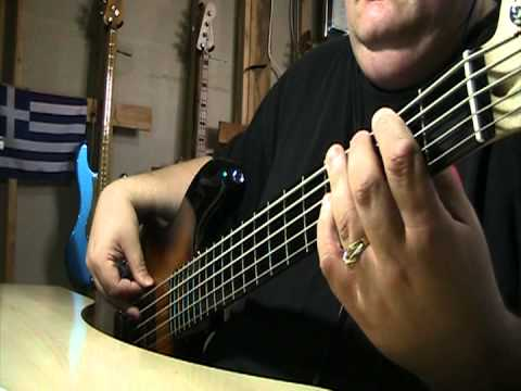 Within Temptation Ice Queen Bass Cover