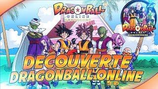 DECOUVERTE DRAGON BALL ONLINE ! UN MMORPG DRAGON BALL ! thumbnail