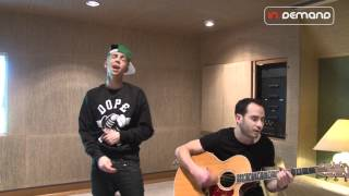 Dappy - Rockstar - Live Session