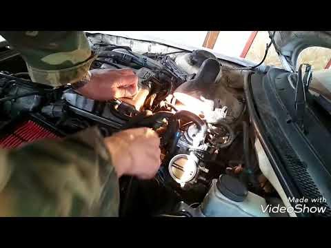 Мой опыт по настройке дпдз, на Мазда 626 GE