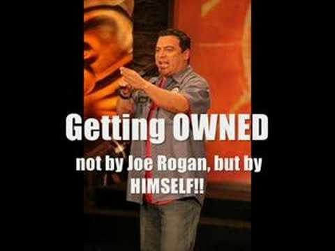 Carlos Mencia Stole More bits, gets CAUGHT ON AIR!!