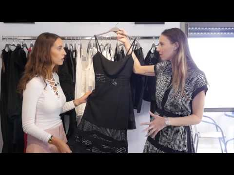 Israeli fashion designer Dani Veenstra, Portay - Interview ILTV