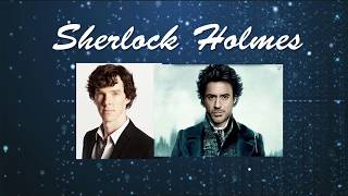 Who Did it Best? Sherlock vs Sherlock Holmes