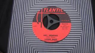 Laverne Baker  Hey Memphis
