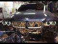 Первый запуск мотора поставил всё на свои места. BMW 7 за 150к. Эпизод 3.