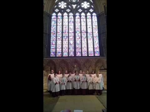 Choral Evensong - 19 August 2016