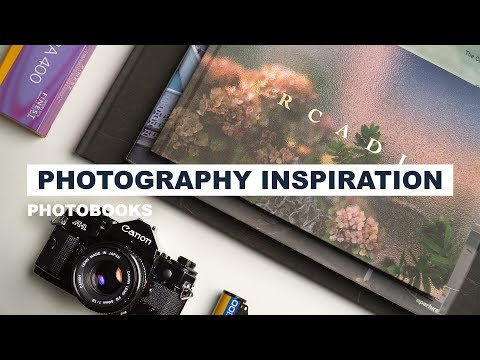 Inspiration For YOUR Film Photography - Favorite Photobooks
