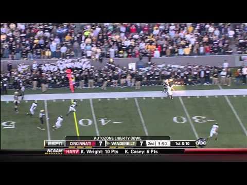Derek Wolfe vs Vanderbilt 2011