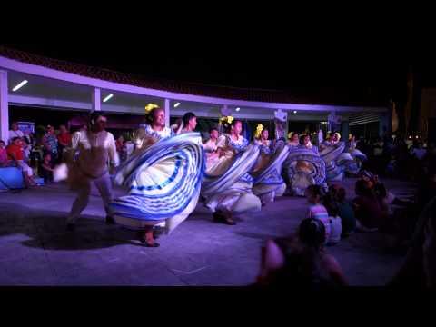 Traditional Nicaragua Dance in Managua 1