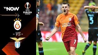 Galatasaray SK vs. Lazio Rom  – Highlights & Tore |