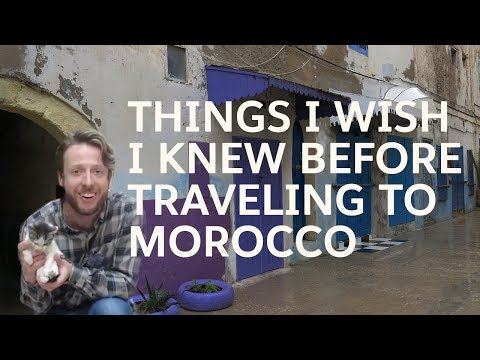 Zach's Hotel Hacks - Tips on Traveling to Essaouira, Morocco