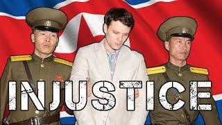 North Korea Checks Otto Warmbier's White Privilege (By Killing Him)